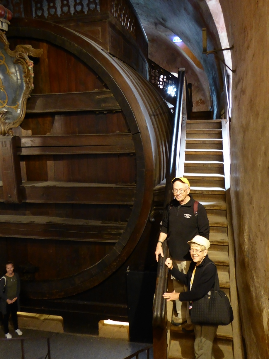 Largest Wine Barrel
